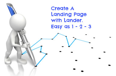 Create A Landing or Lead Capture Page Easily